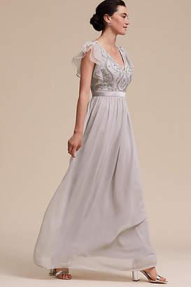 Anthropologie Maricela Wedding Guest Dress