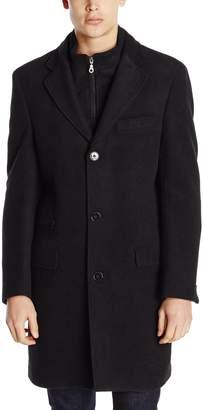 Calvin Klein Men's Modesto 36 Inch Overcoat B