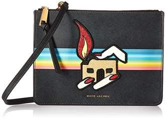 Marc Jacobs Rainbow Flat Crossbody