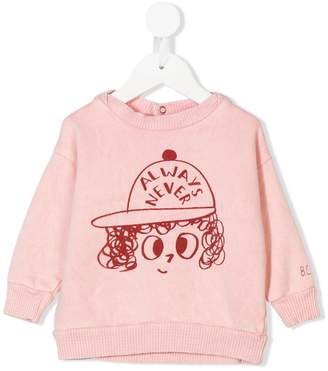 Bobo Choses logo print sweatshirt