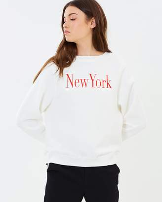 Mng New York Sweatshirt