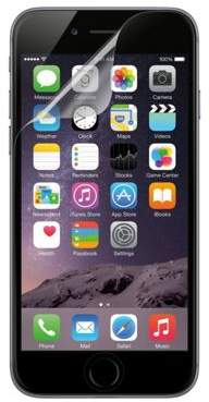 Belkin Trueclear Transparent Screen Protector For Apple iPhone 6 Plus (Pack Of 3)