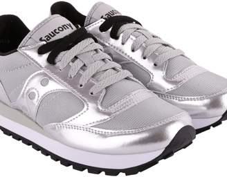 Saucony Jazz Original Metallic Leather Sneakers