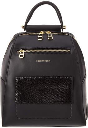 BCBGMAXAZRIA Estee Leather Backpack
