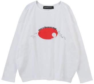 Mercibeaucoup (メルシーボークー) - メルシーボークー、 / S B:うさティー / カットソー