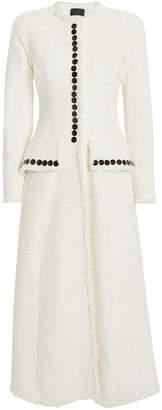 Alexander Wang Tailored Tweed Coat