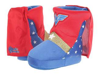 Favorite Characters WWF200 Wonder Womantm Slipper Boot (Toddler/Little Kid)