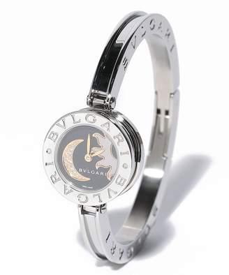 Bvlgari 【8%OFF】ブルガリ ブルガリ) 腕時計 BZ22BSMDSSSユニセックスブラックF【 】【タイムセール開催中】