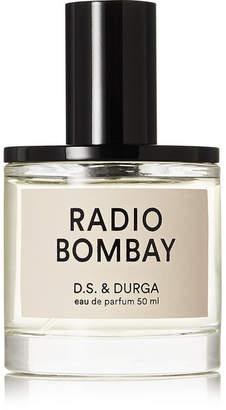 D.S. & Durga Radio Bombay Eau De Parfum - Radiant Wood