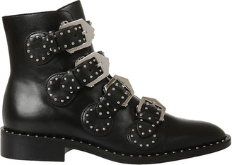 Givenchy Elegant Flat Ank Boot
