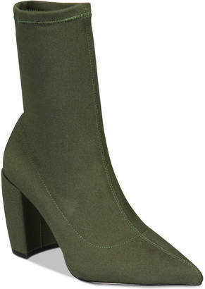 Kenneth Cole New York Women's Alora Stretch Booties Women's Shoes
