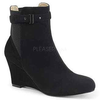 Pleaser USA Pink Label Women's Kim102/Bnbsue Ankle Bootie