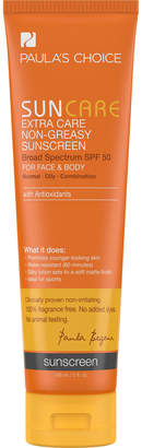 Paula's Choice Extra Care Non-Greasy Sunscreen SPF 50 (148ml)