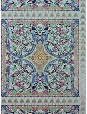 Matthew Williamson Lyrebird Wallpaper