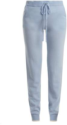 PEPPER & MAYNE Drawstring cashmere apres trousers