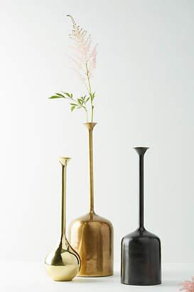 Anthropologie Bottleneck Vase Set