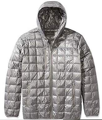 The Plus Project Men's Plus Size Quilted Lightweight Down Jacket 2X-Large