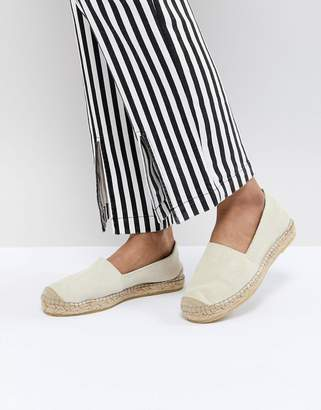 Selected Suede Espadrille