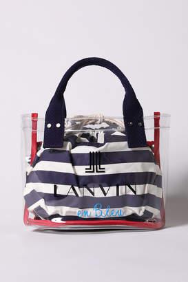 LANVIN en Bleu (ランバン オン ブルー) - ランバン オン ブルー POPクリアーバッグ
