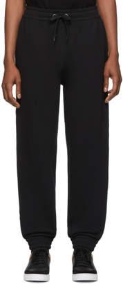 Burberry Black Oliver Lounge Pants