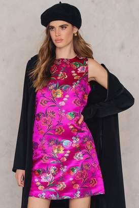 Glamorous Floral Tank Dress