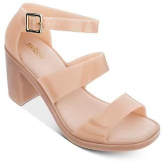 Melissa Women's Model Block Heel Sandals