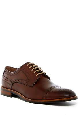 Gordon Rush Medallion Cap Toe Derby-Wide Width Available