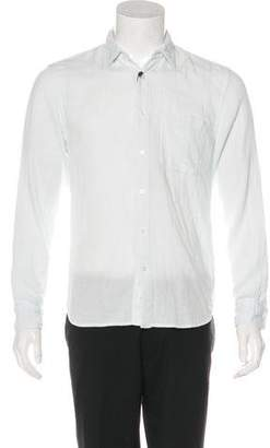 Kato Woven Button-Up Shirt w/ Tags