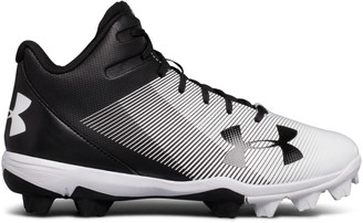 343421edb7a Under Armour Boys UA Leadoff Mid RM Jr. Baseball Cleats