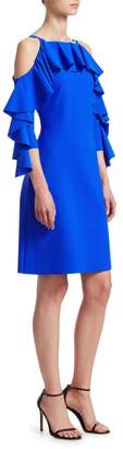 Chiara Boni Marcellina Ruffle Dress