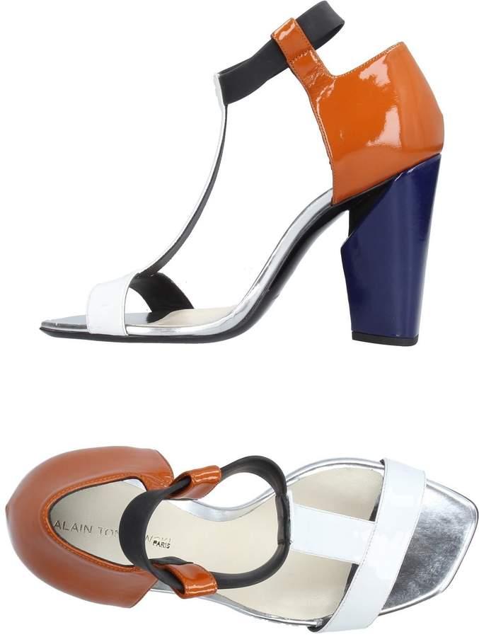 Alain Tondowski Sandals - Item 11226666