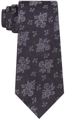 Croft & Barrow Men's Floral Skinny Tie