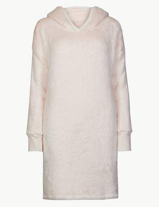Marks and Spencer Cosy Hooded Lounge Dress