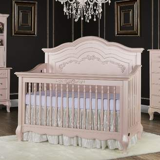 Evolur Aurora 5-in-1 Convertible Crib $569.99 thestylecure.com