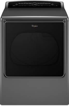 Whirlpool High-Efficiency Electric Steam Dryer