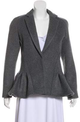 Antonio Berardi Virgin Wool Structured Jacket w/ Tags