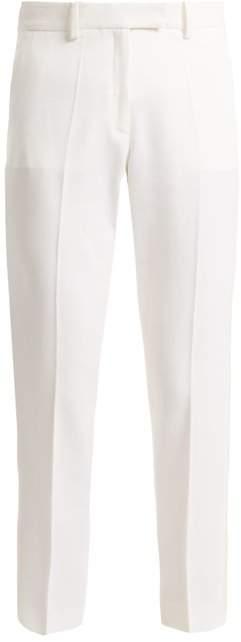 RACIL Aries slim-leg wool cropped trousers