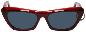 Acne Studios Red Azalt Sunglasses