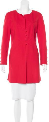 ValentinoValentino Virgin Wool Casual Jacket