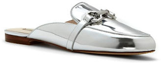 Louise Et Cie Finay Leather Mules $110 thestylecure.com