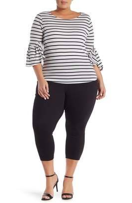 Hue Original Capri Leggings (Plus Size)