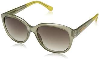 Vince Camuto Women's VC686 GRN Cateye Sunglasses