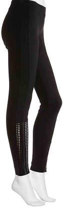 HUE Hosiery Laser Cut Leggings - Women's