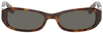 Han Kjobenhavn Tortoiseshell 2650 Sunglasses