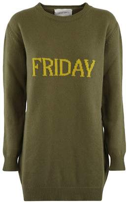 Alberta Ferretti Friday Knitted Sweater