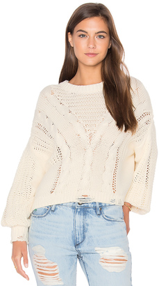 Wildfox Couture Solid Sweater $174 thestylecure.com
