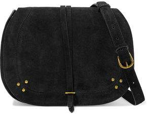 Jerome Dreyfuss Suede Shoulder Bag