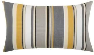 Shadow Stripe Lumbar Pillow