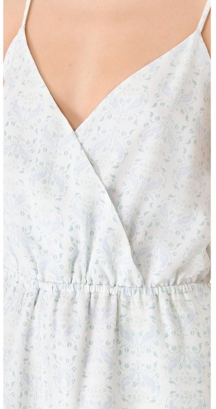 Band Of Outsiders Bird Nouveau Romper