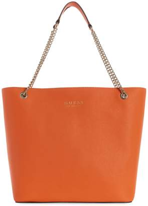 GUESS Robyn Logo Tote
